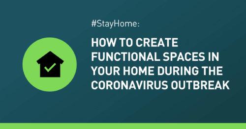 Functional Spaces in Coronavirus Outbreak